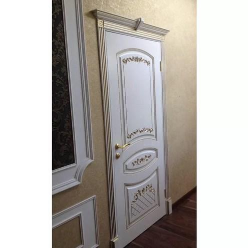 Двери из натуральной древесины