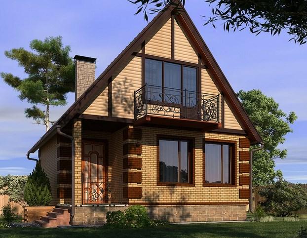 Как сделать выбор материала для постройки дома.