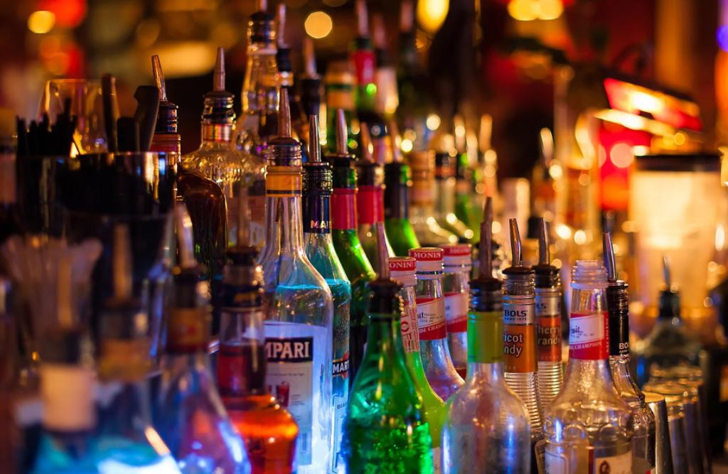 Спиртные напитки в Италии и Испании всегда на высоте.