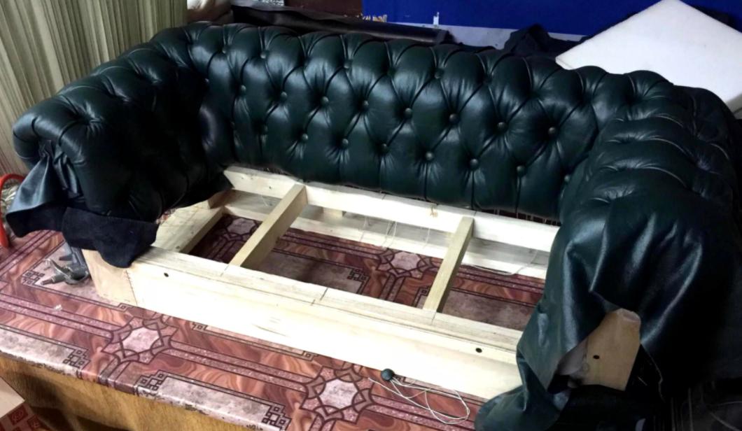 Перетяжка мебели – шанс на вторую жизнь