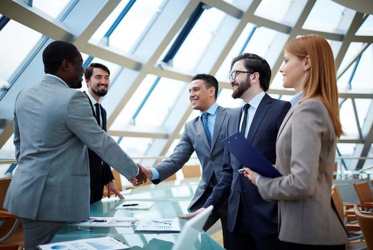 Работа предприятия будет эффективней если правильно распределить обязанности.
