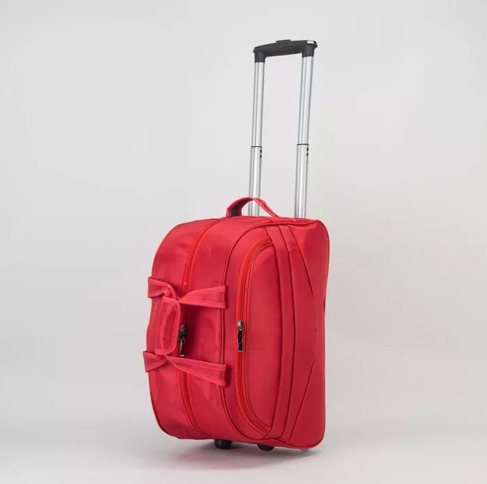 Что же лучше для путешествий   чемодан или дорожная сумка?