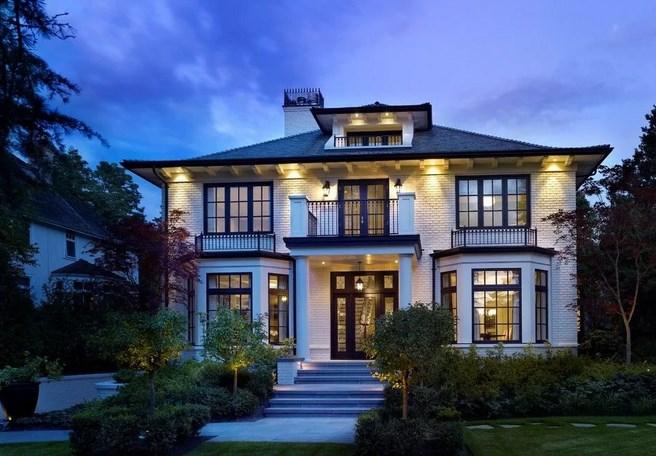 Как правильно строить дома, коттеджи. И от почему они стали популярны!