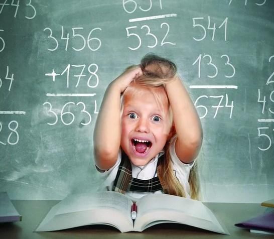 Учим ребёнка математике