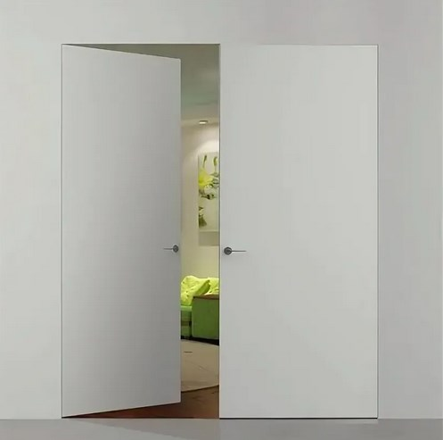 Межкомнатный дверной проем без двери