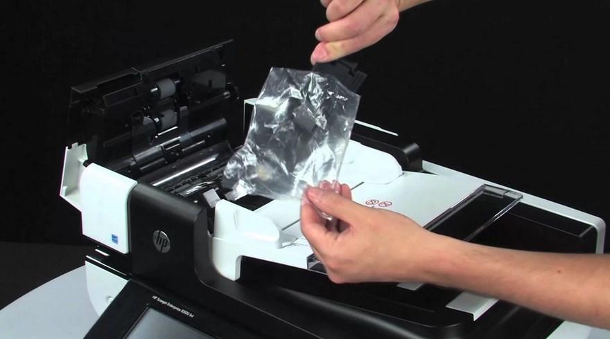 Прошивка принтера позволяет улучшить его возможности.