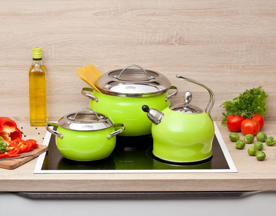 Как правильно использовать керамическую посуду?