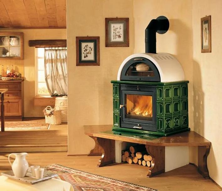 Правильно сделанная печь поможет создать уют и тепло.