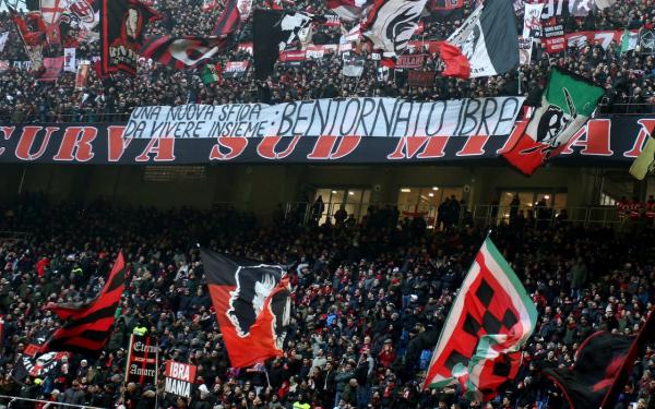 Златан Ибрагимович рассказал о первом матче в составе Милана