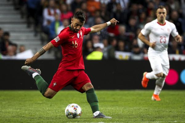 Бруну Фернандеш продолжит карьеру в Манчестер Юнайтед. Спортинг получит 55+25 миллионов и 10% от перепродажи игрока