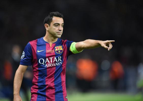 Барселона рассматривает вариант с назначением Хави на пост главного тренера