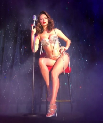 Настасья Самбурская снялась для мужского журнала Maxim (ФОТО)