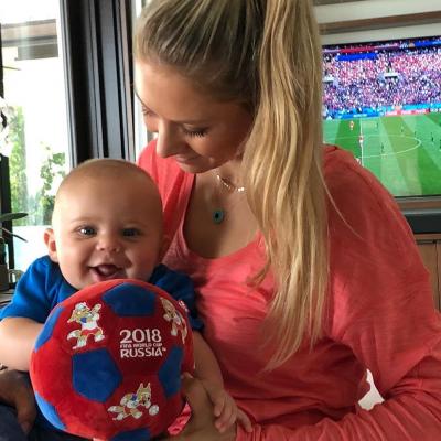 Анна Курникова и Энрике Иглесиас в третий раз стали родителями