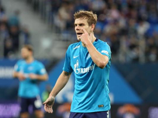 Сочи арендует Александра Кокорина до конца сезона. Агент игрока подтвердил информацию