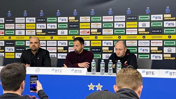 Доменико Тедеско о победе над Динамо: Мы заслужили победу и счастливы, что выиграли
