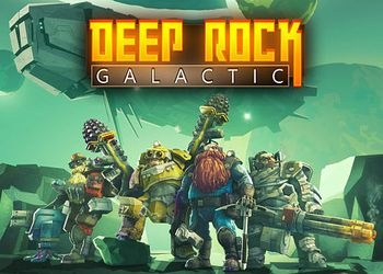 Deep Rock Galactic: Обзор